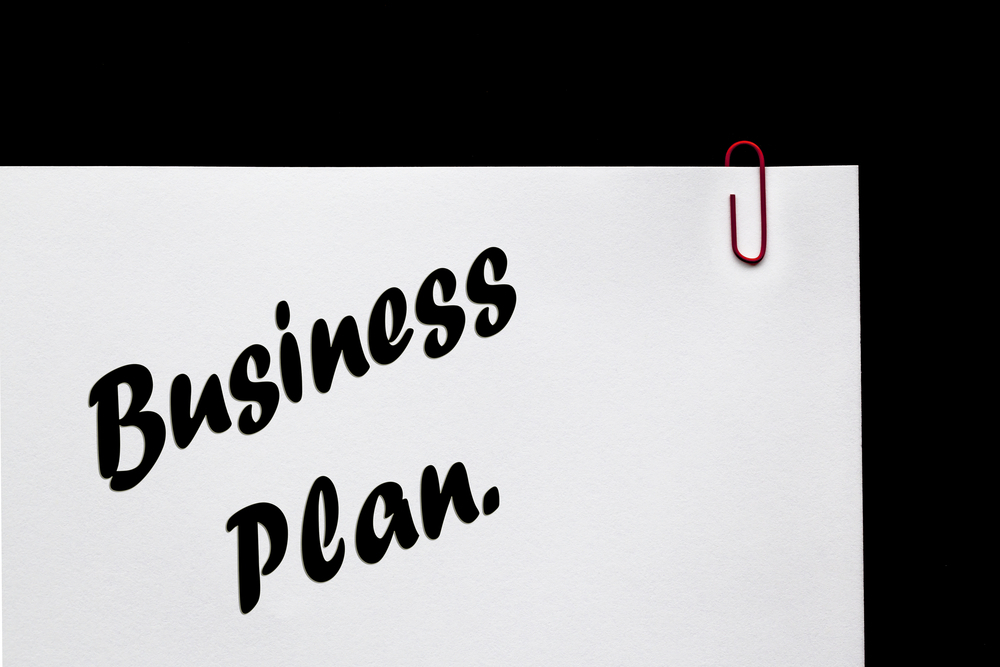 Help on writing a business plan
