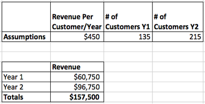 Revenue Forecast