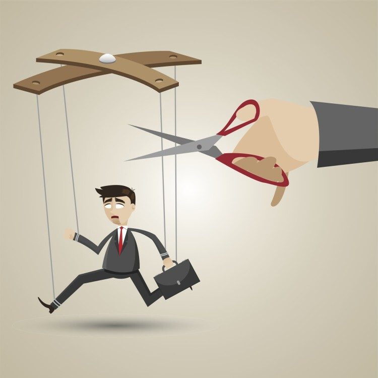 Are you micromanaging your employees? It might be time to cut the strings.