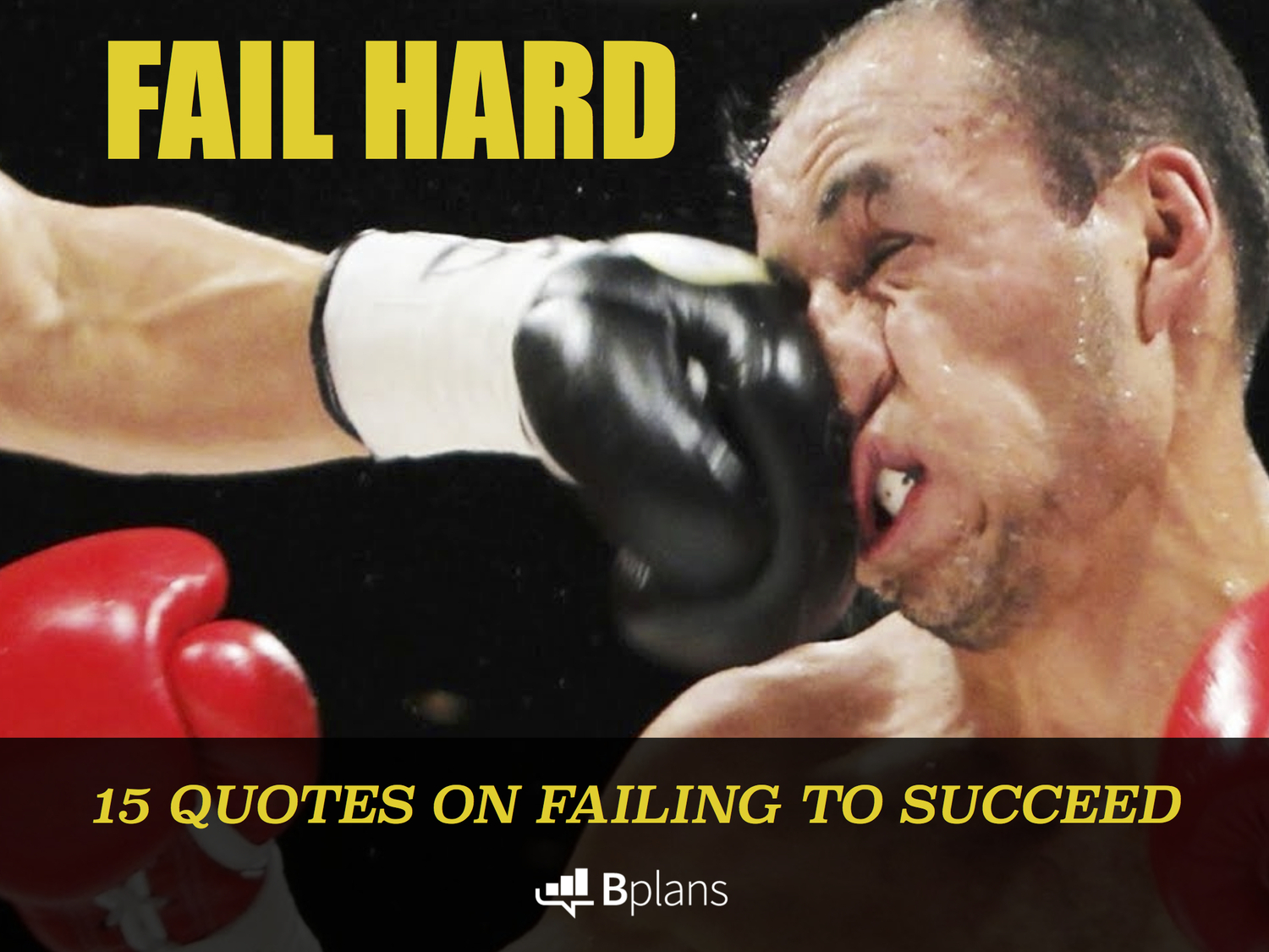 Fail Hard 15 Quotes on Failing to Succeed