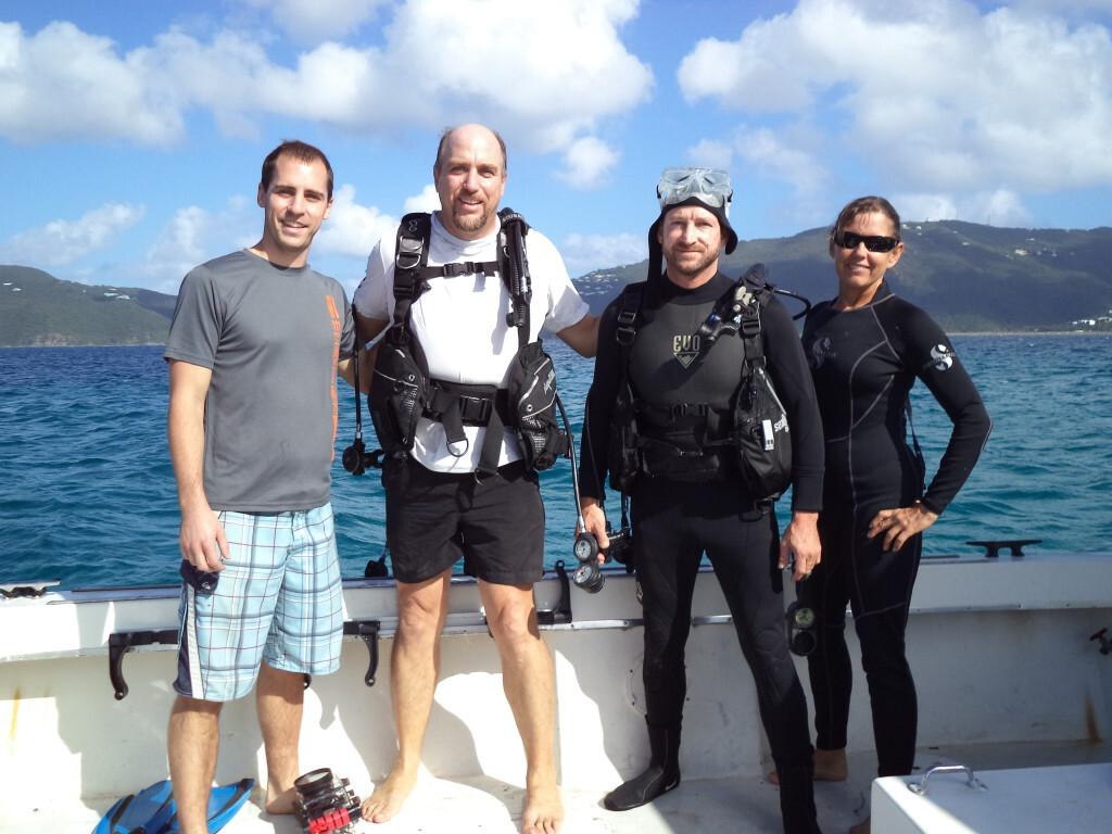 ReefCam co-founder Tim Richards on UVI Install
