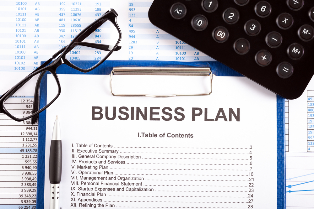 Business plan industry research