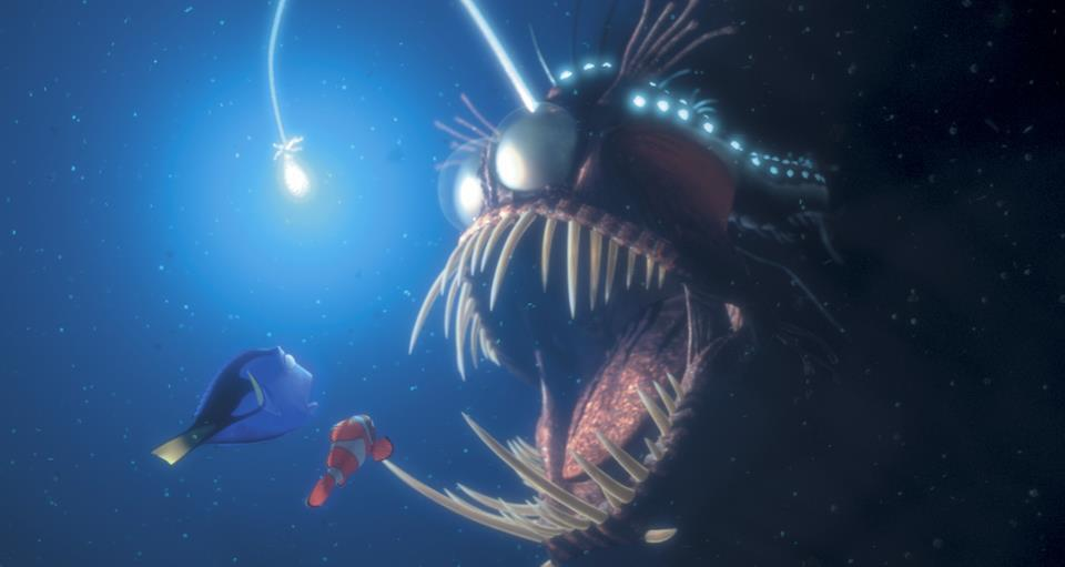 Finding Nemo Feed the Beast Mode