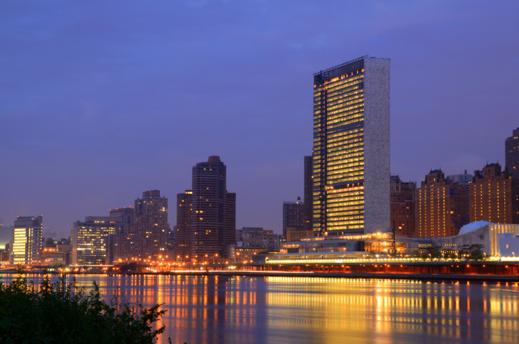 The United Nations Headquarters, pictured here, will hold the Women's Entrepreneurship Day Conference.