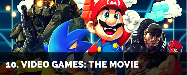Top Movies - VIDEO GAMES