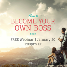 How to Become Your Own Boss in 2015 [Free Webinar]
