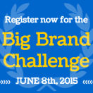 Have You Signed up for the Big Brand Challenge? Only 1 Week to Go!