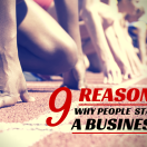 9 Compelling Reasons to Start a Business (+ BOOK GIVEAWAY)