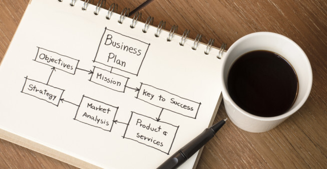 Business Plans Vs. Strategic Plans: What'S The Difference? | Bplans