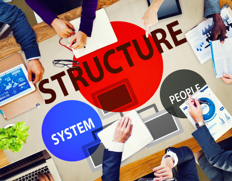 business structure Business structures range from informal sole proprietorships to complex corporations with publicly traded stock this site provides a brief overview of the most.