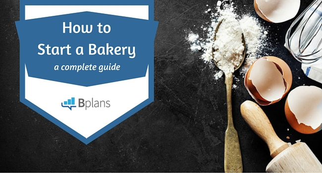 The Baker'S Guide To Opening A Successful Bakery | Bplans
