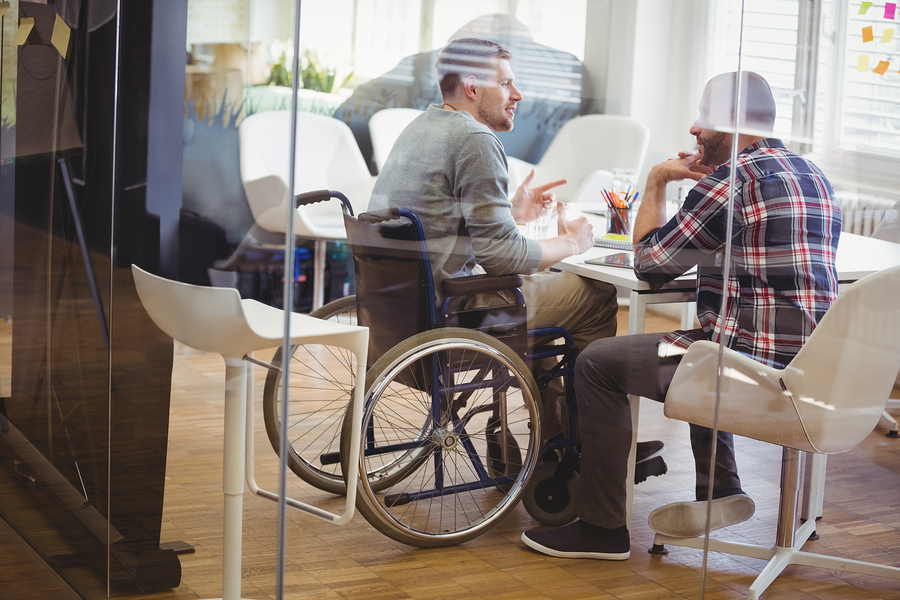 How To Design Your Office To Support Employees Of All Abilities. Posted  November 25, 2016 By Charlene Ara Gonzales