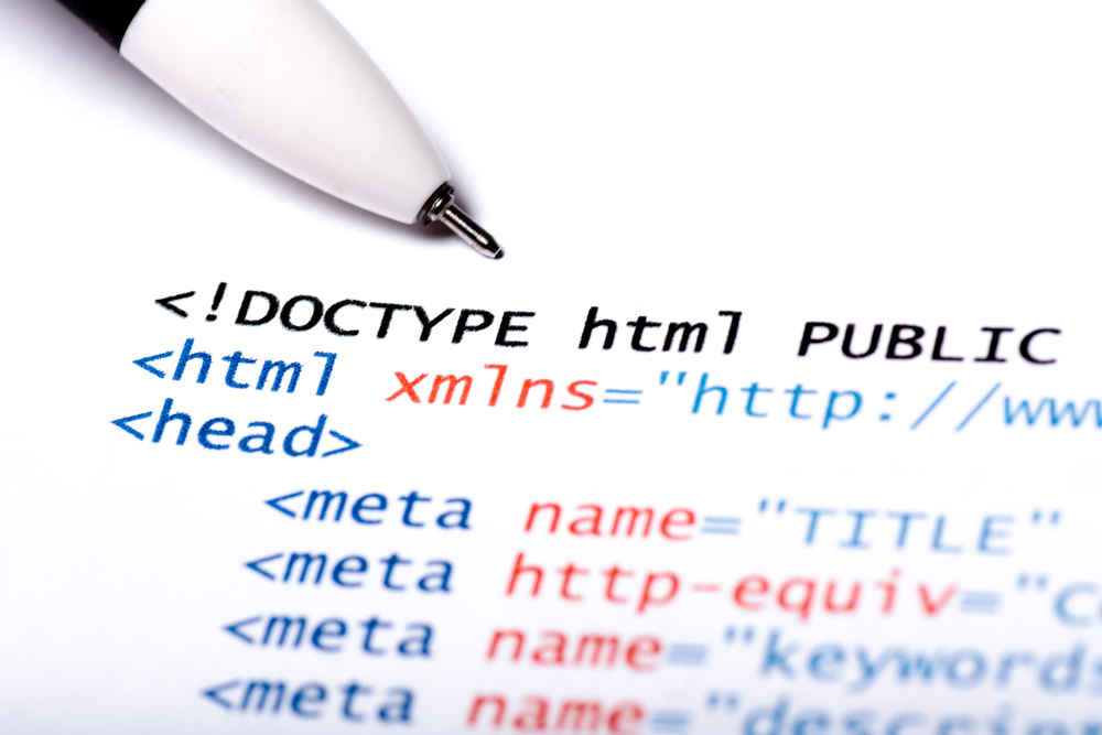 how to write meta tags
