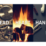 Three Essentials for Business Success: Head, Heart and Hands
