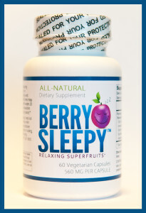 Berry Sleepy Bottle