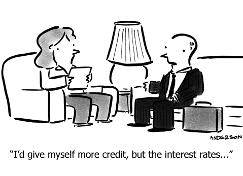 Credit and Interest Rates