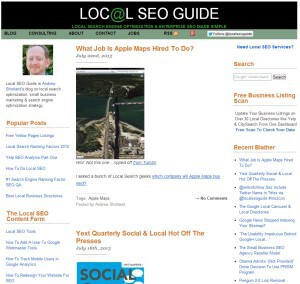 Local SEO guide marketing blog