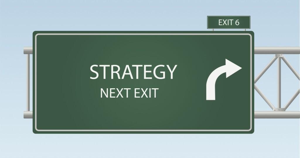 Strategy - next exit