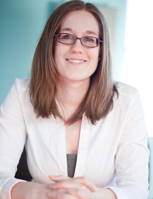 Amy Balliett, co-founder of Killer Infographics, offers entrepreneurs advice on starting a business.
