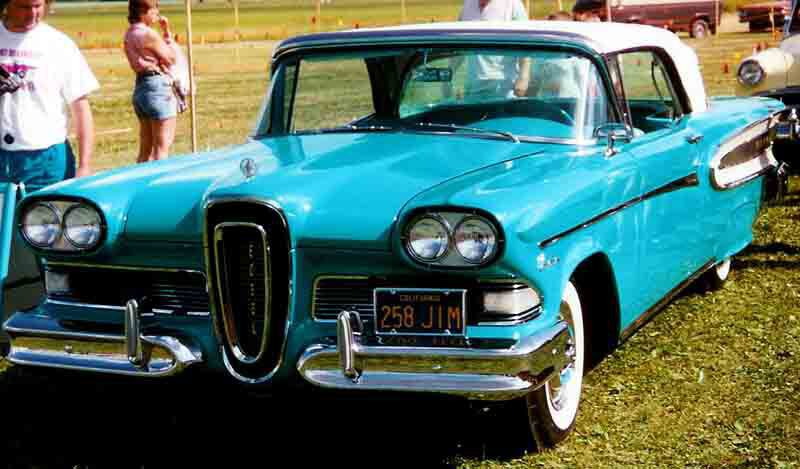 Ford Edsel Marketing Mistake