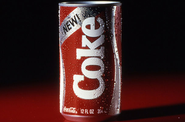 New Coke Marketing Mistake