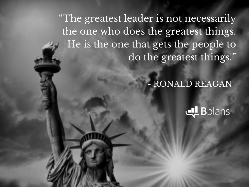 Great Leadership Quotes The Art Of Leadership 11 Quotes On Leading Well  Bplans