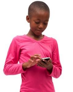 Target marketing in the wireless industry - Children's phones