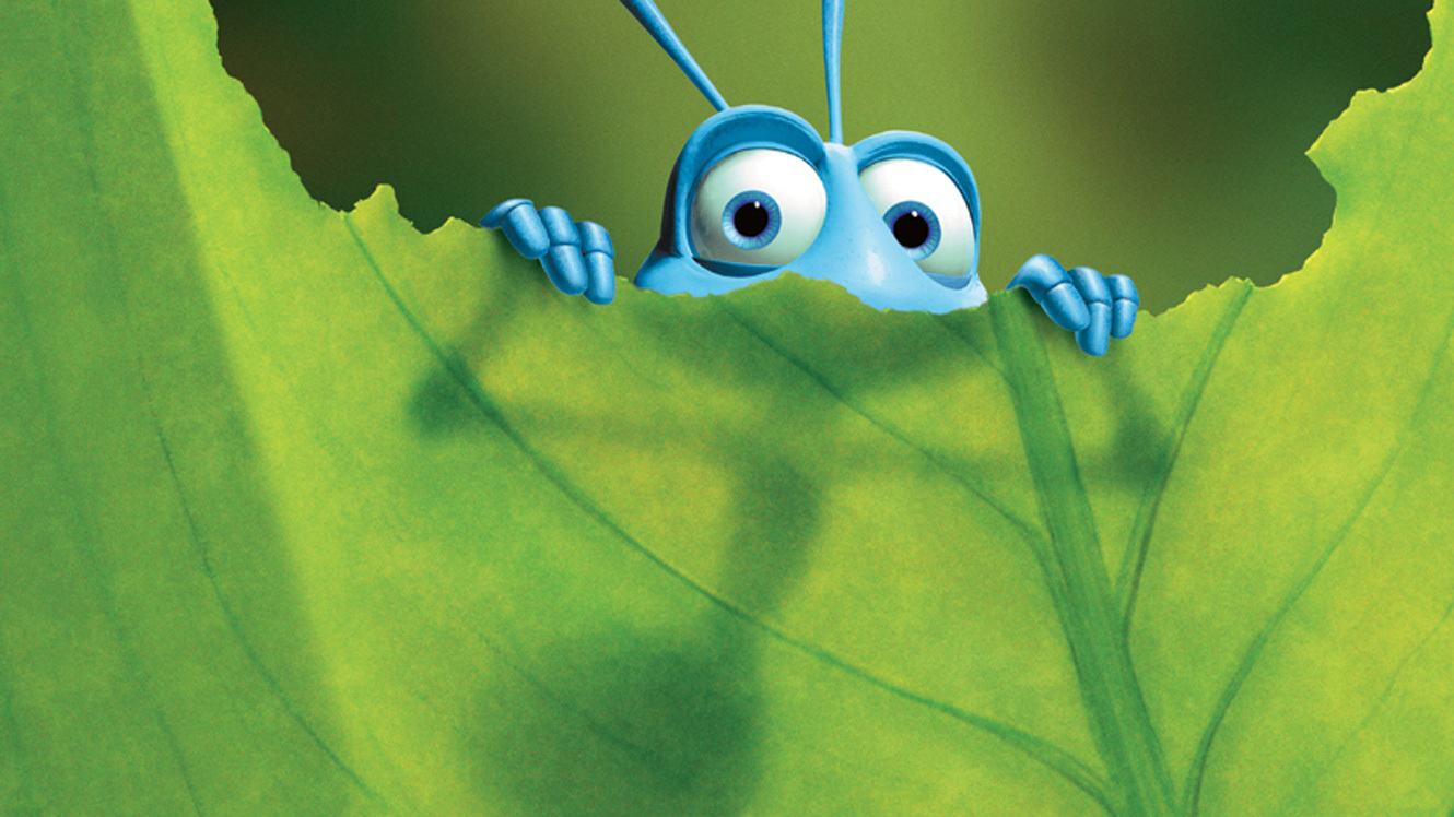 a movie analysis of disneys a bugs life After exploring the worlds of toys and bugs in the two toy story films and a bug's life,  it's in the visuals that 'monsters inc' comes to life,.