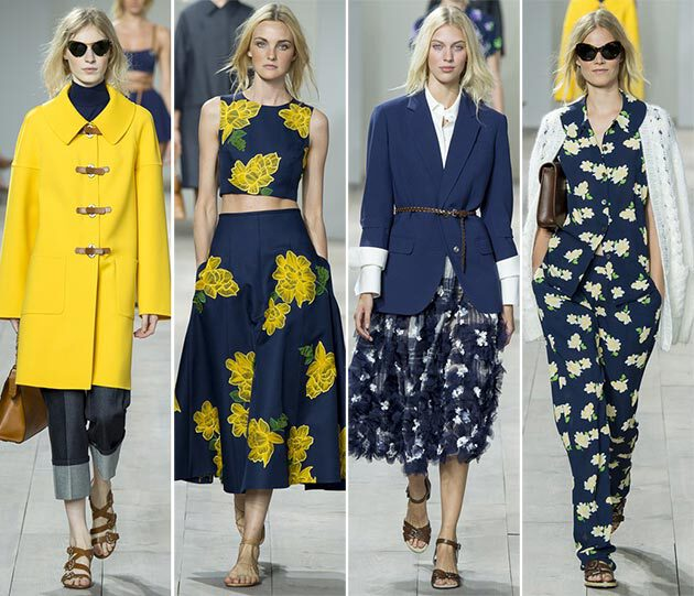 Michael Kors at NYFW Spring/Summer 2015