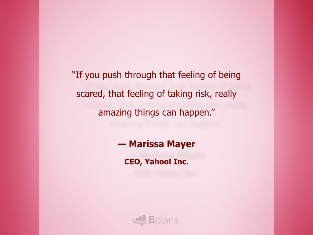 Quotes On Women 21 Quotes From Women Entrepreneurs  Bplans  Bplans