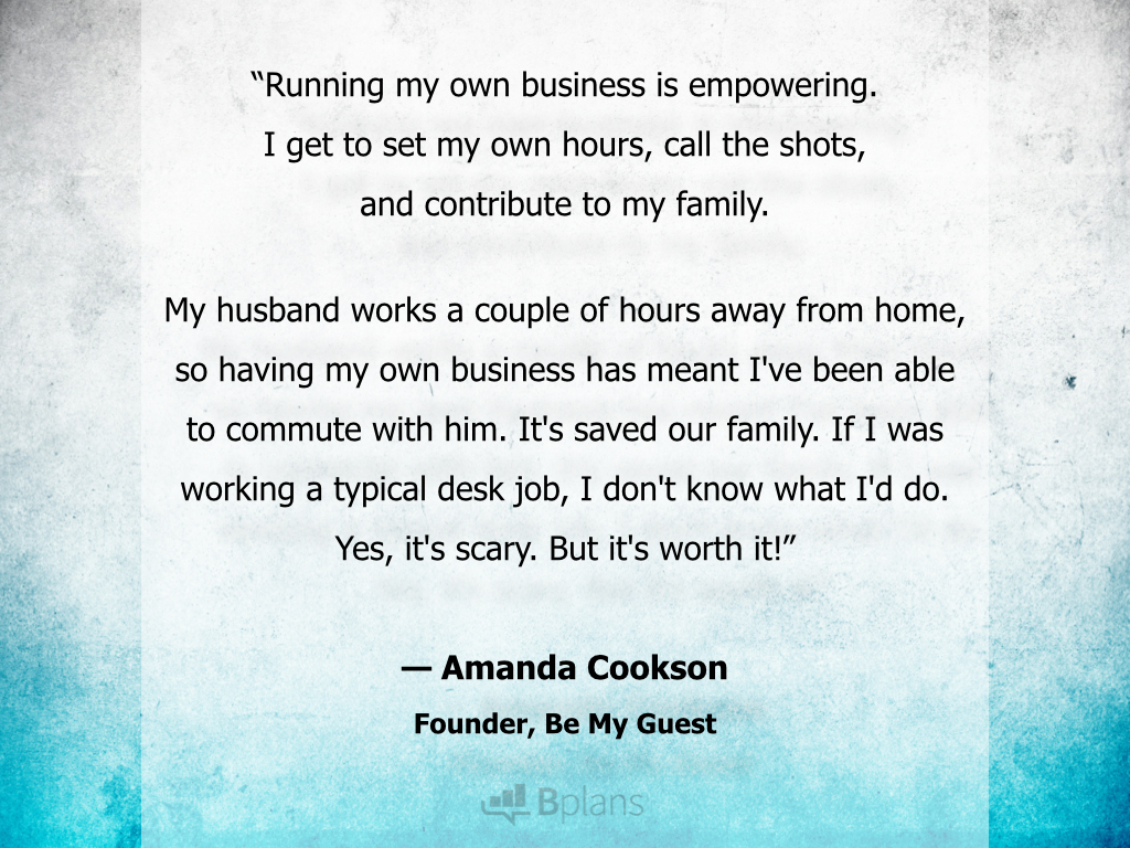 Love Choices Quotes 21 Quotes From Women Entrepreneurs  Bplans  Bplans
