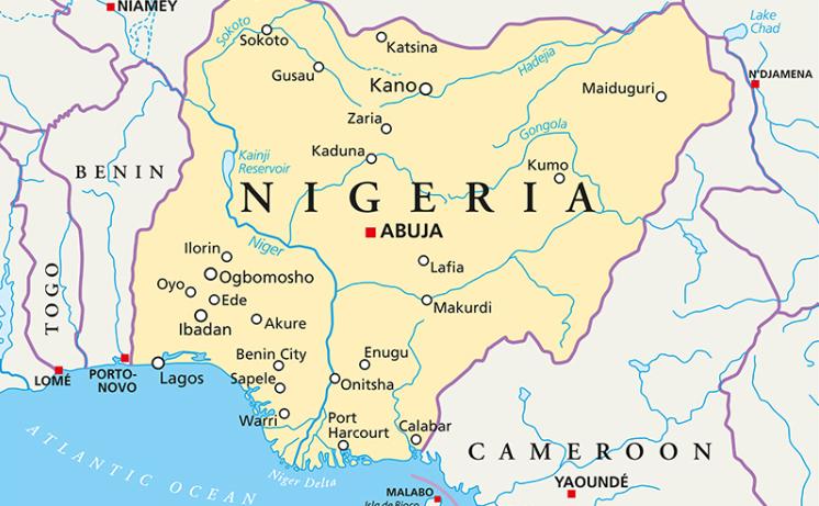 mapofNigeria