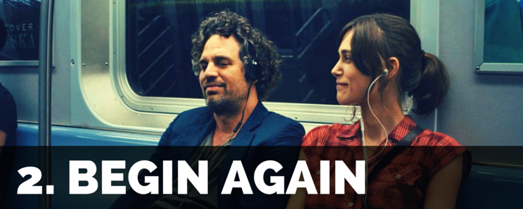 Top Movies - Begin Again