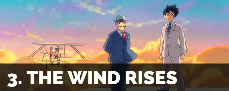 Top Movies - Wind Rises