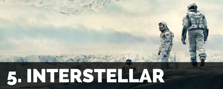 Top Movies - INTERSTELLAR