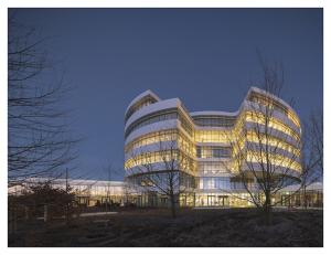 Novo Nordisk Headquarters in Denmark.