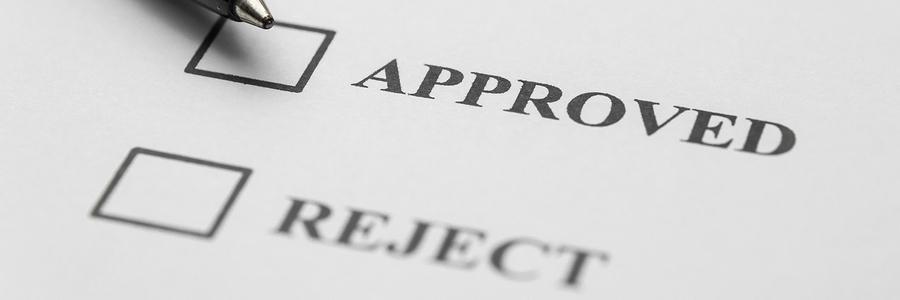 SBA loan rejected