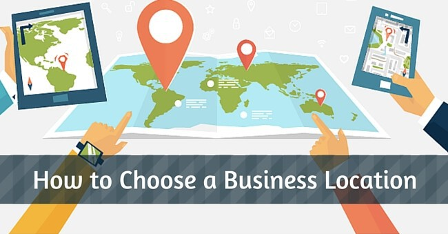 What to consider when choosing your startup's location