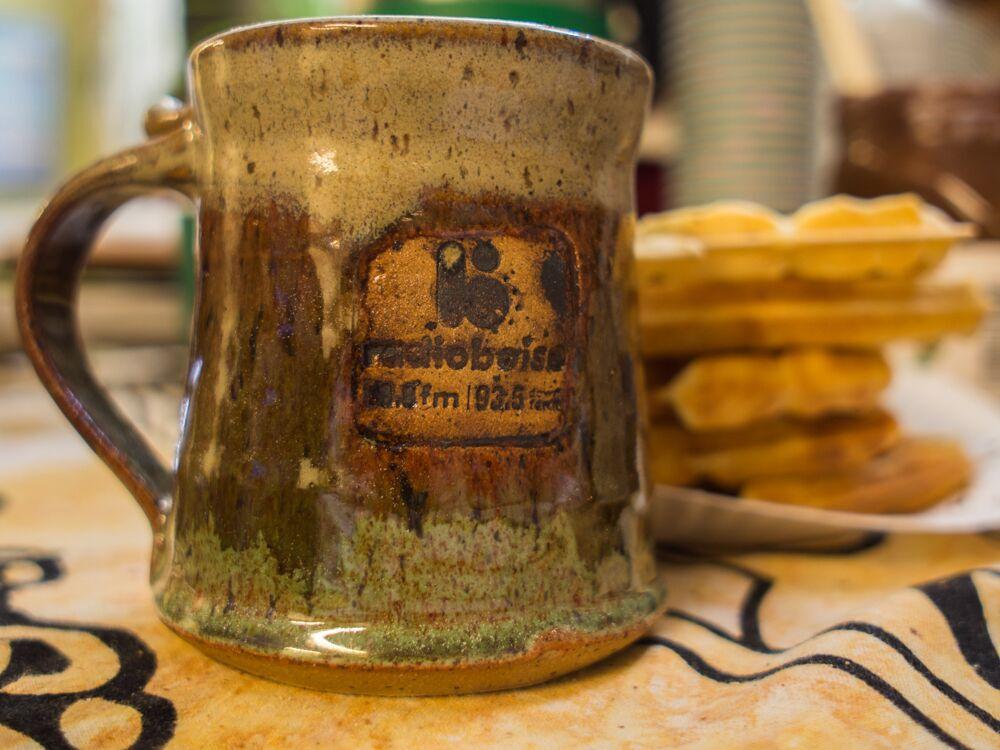 Radio Boise mug