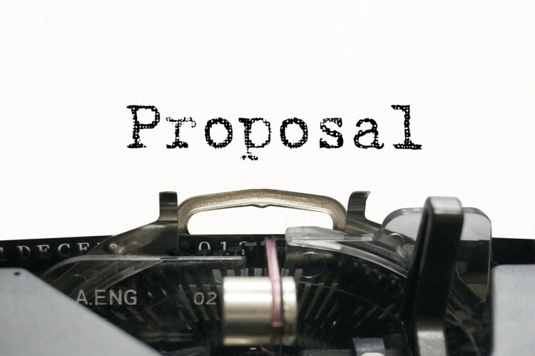 what whats the best business proposal format