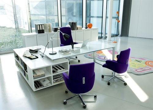 Here s an idea make money from your empty office space for Decoracion de oficinas ejecutivas