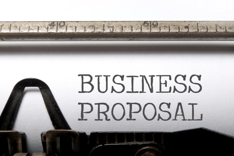 create a winning business proposal using this free template bplans