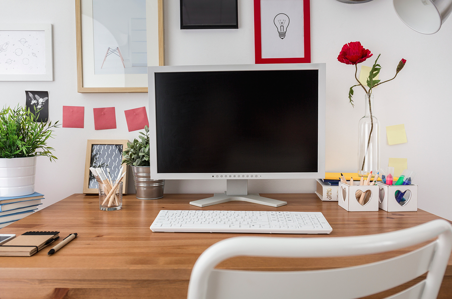 10 Ways to Make Sure You Get Work Done in Your Home Office ...
