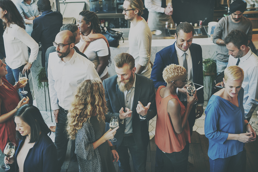 7 Ways to Finally Enjoy Networking