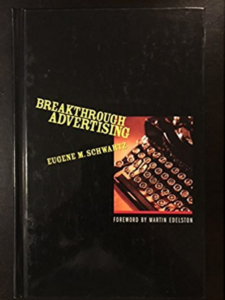 Breakthrough Advertising book cover