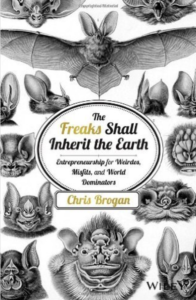 The Freaks Shall Inherit the Earth book cover