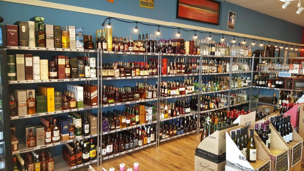 Bo's Wine Depot wine business