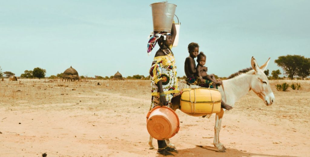 """charity: water is a nonprofit organization bringing clean and safe drinking water to people in developing countries."""
