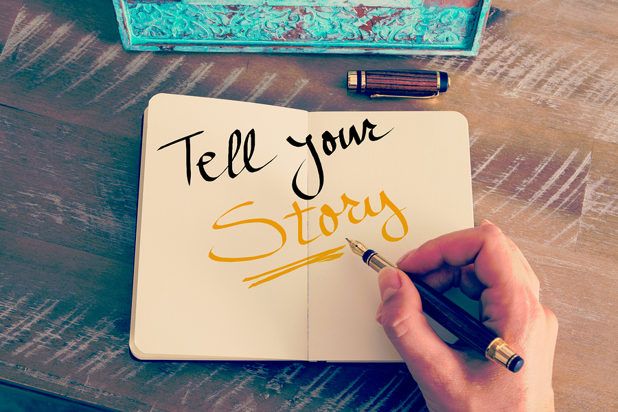 How to write a mission statement tell your story