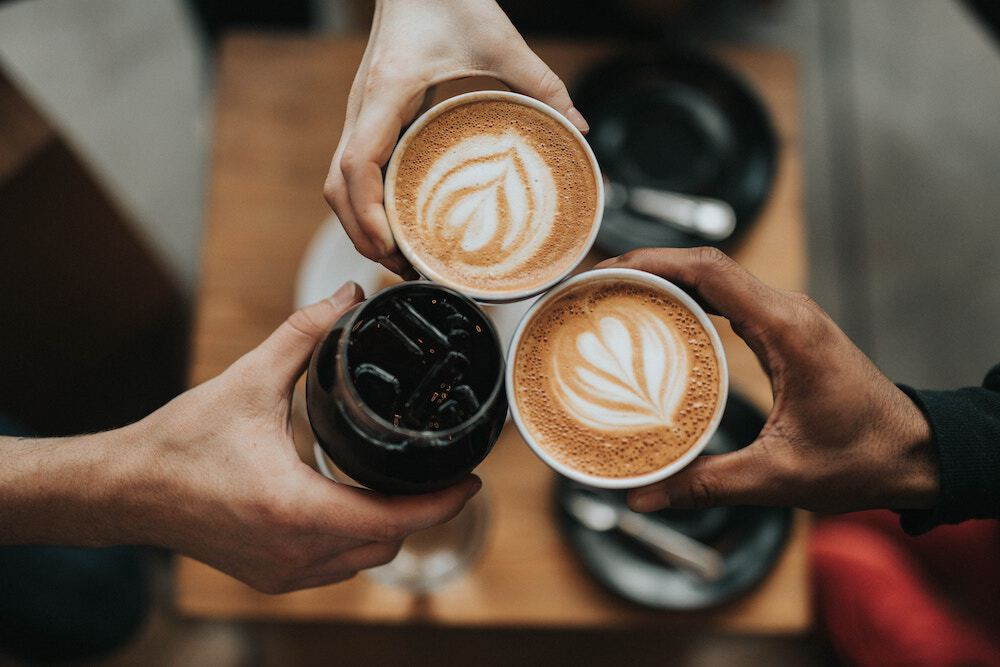 how to make a coffee shop successful